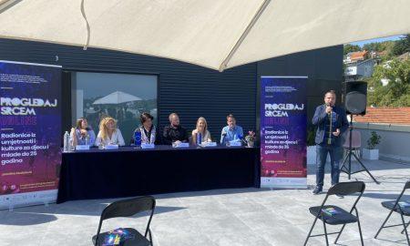 Vrhunski predstavnici kulturne i umjetničke scene donose online radionice za djecu i mlade iz cijele Hrvatske