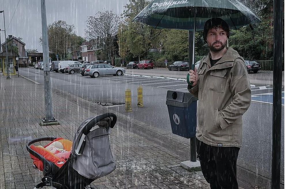 FOTO 'Kako je beba?' - ovaj otac 'smirio' majku na genijalan način