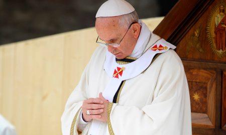 Papa Franjo: Istina nas mora uznemiriti. Nemir je znak da Duh Sveti djeluje u nama